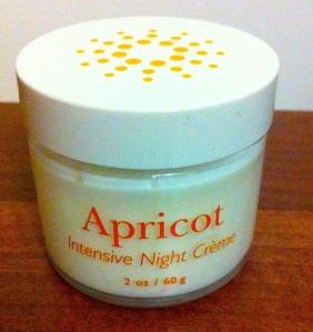 Apricot Night Creme
