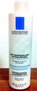 Lait Demaquillant Physiologique
